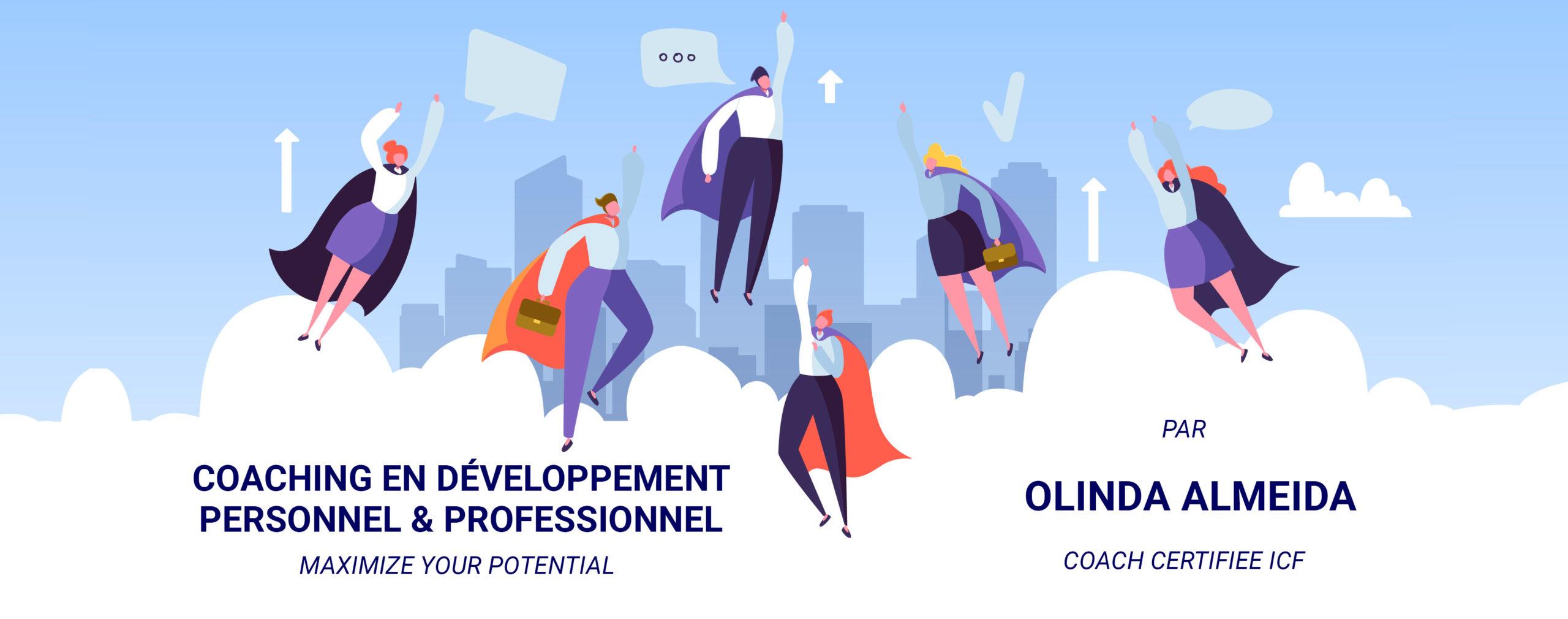 Coaching développement personnel et professionnel